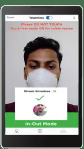 Truein Mask Recognisation