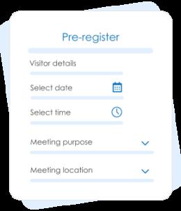 Pre-register